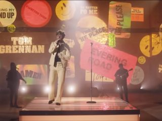 Tom Grennan   The Late Late Show